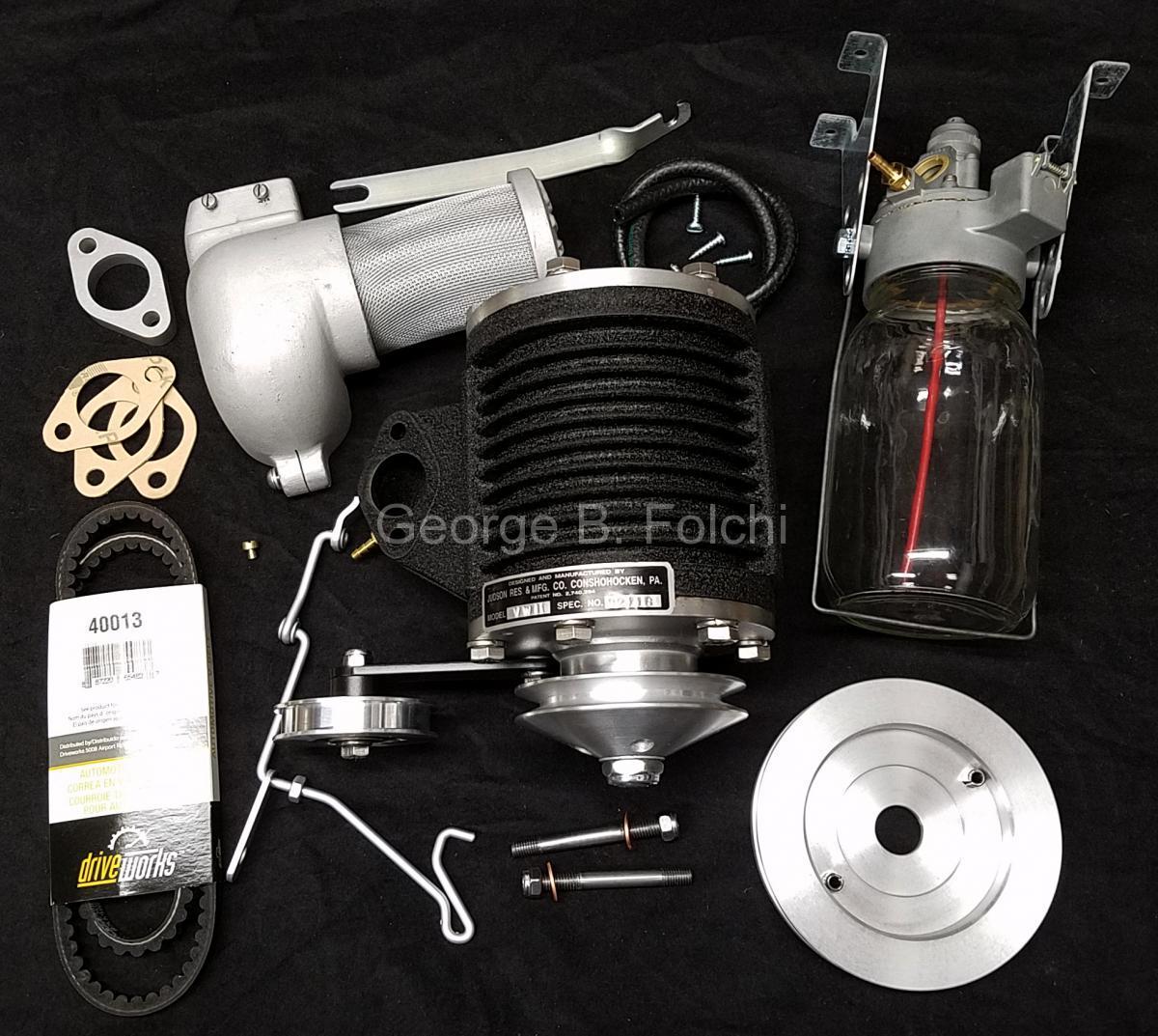 COMPLETE VW 40 HP KIT